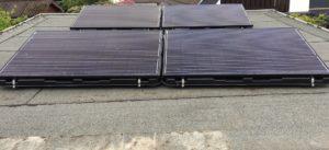 Garage Dach